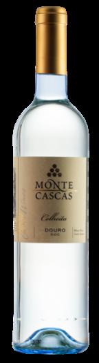 Monte Cascas Douro Colheita white 2018