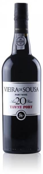 Vieira de Sousa 20 Jahre Tawny Port