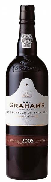 Grahams Late Bottled Vintage LBV 2007
