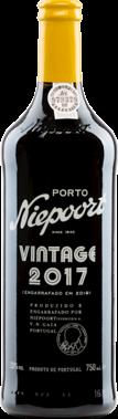 Niepoort Vintage 2017 Port 0.375 L