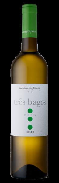 LdF Tres Bagos Weisswein Douro 2015