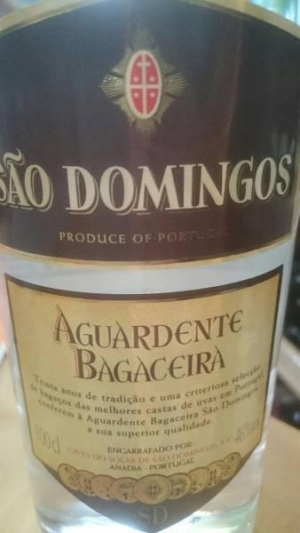 Sao Domingos 46% Aguadente
