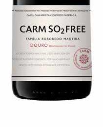 CARM SO2 free 2016 Rotwein ohne Schwefel