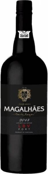 Magalhaes Silval Late Bottled Vintage Portwein 2013 LBV