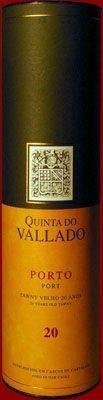 Vallado Tawny 20 Years