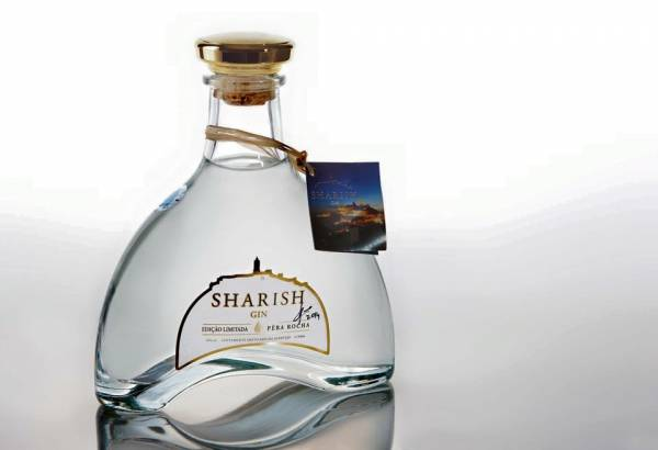 Sharish Gin white 0.5 L