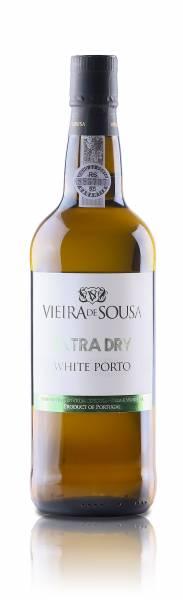 Vieira de Sousa Extra Dry White Port