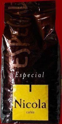 Nicola Especial ganze Bohne 1000gr Kaffee