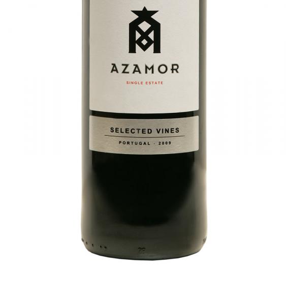 Azamor Selected Rotwein 2010