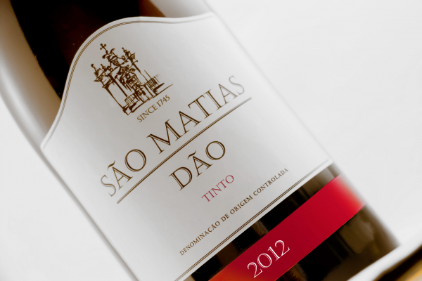 6 Flaschen Sao Matias tinto Rotwein