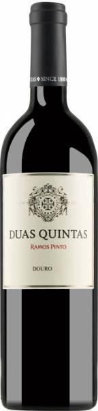 Duas Quintas Rotwein 2017 von Ramos Pinto