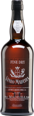 Justinos Fine Dry Madeira
