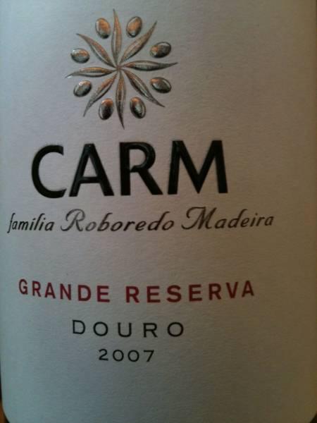 CARM Grande Reserva 2011