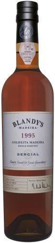 Blandy Sercial 1968 0,375L Madeira trocken