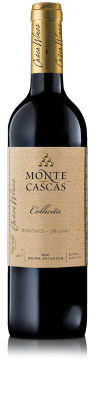 Monte Cascas BIO Rotwein Beira 2017