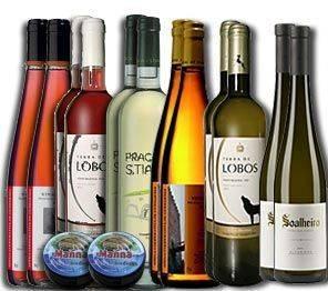Sommer Weinpaket 12 Flaschen zum Grillen Weiss, Rot und Rosé