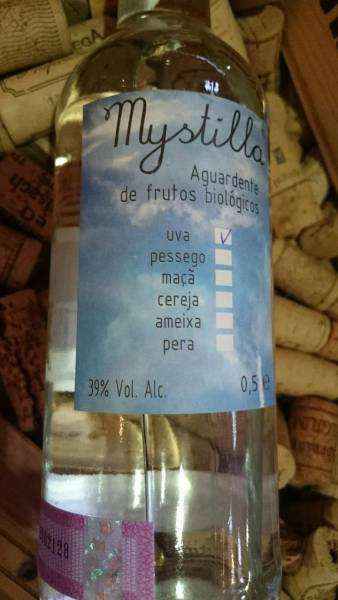 Mystilla Traubenschnaps 0,5 L