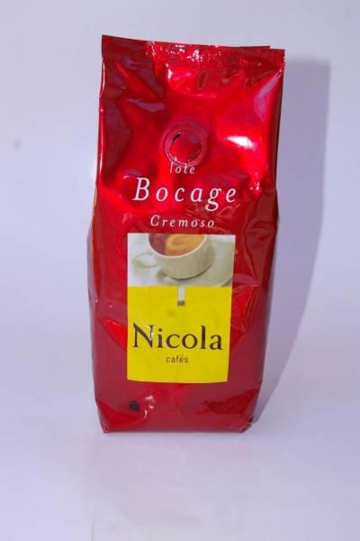 Nicola Bocage ganze Bohne 250 gr Kaffee
