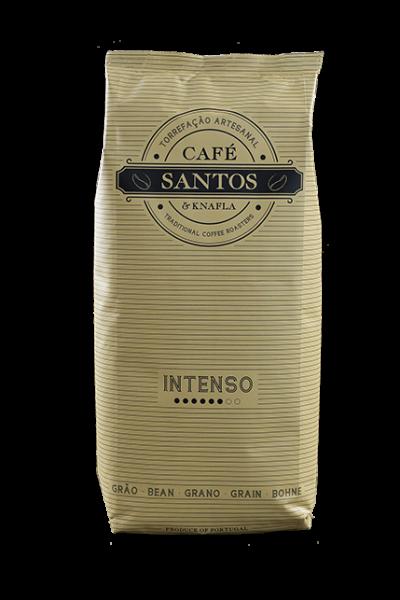 Cafe Santos Intenso Espresso Kaffee 1kg