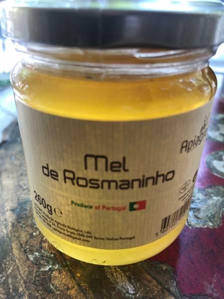 Rosmarin Honig Portugal 500 gr Glas