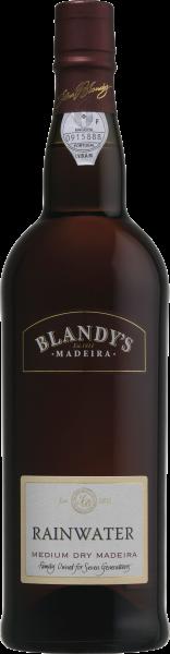 Blandy Madeira Rainwater Tinta Negra