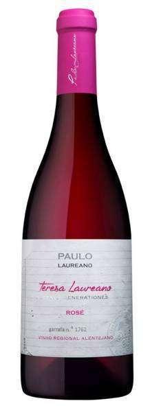 Paulo Laureano Rosé 2017 zertifiziert
