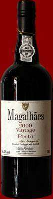 Magalhaes Silval Vintage Port 2003 0.75 L