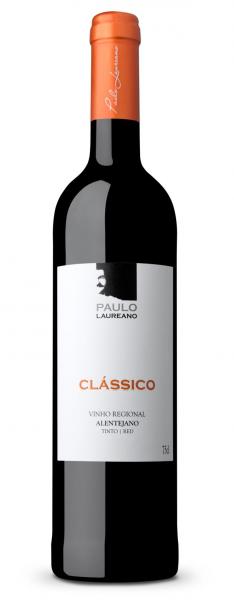 6 Faschen Paulo Laureano Classico Rotwein 2015