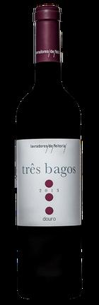 LdF Tres Bagos Rotwein Douro 2014