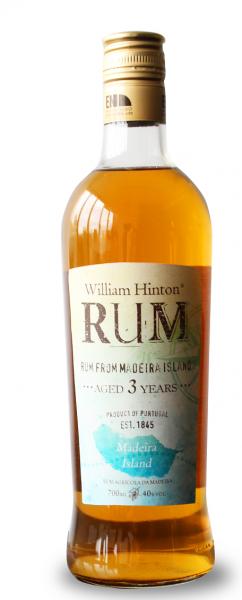Hinton Rum 3 Jahre Fassreife Madeira 0,7L
