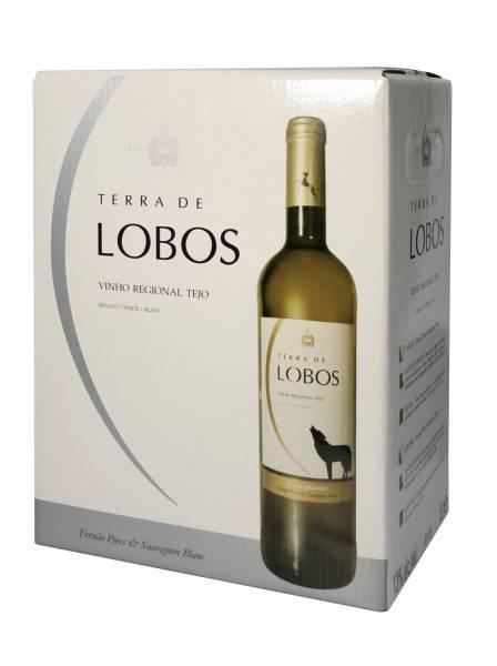 Casal Branco Lobos branco 2015 5L Box