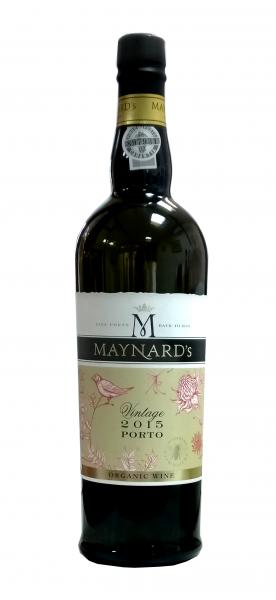 Maynard's Vintage 2015 Port zertifiziert