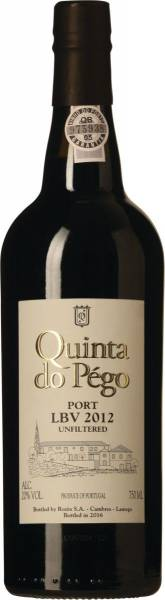 Quinta do Pego Late Bottled Vintage LBV 2014