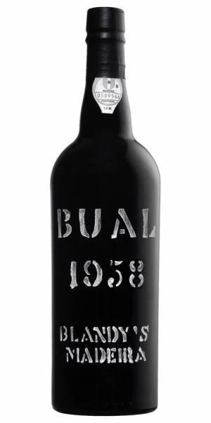 Blandy Bual 1957 Madeira 0,375L