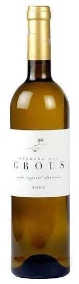 Herdade dos Grous Branco 2015 Weisswein