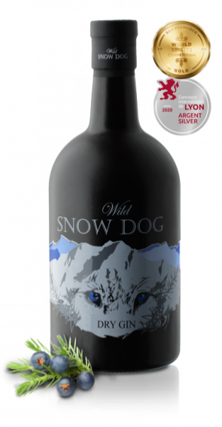 Snow Dog Gin Portugal