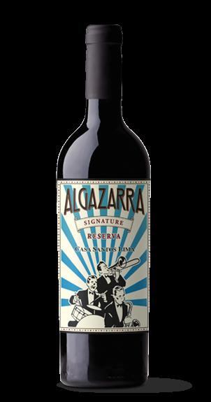 Casa Santos Lima Algazarra Signature Rotwein 2018