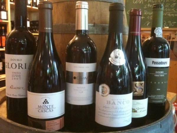 Probierpaket Exklusive Top Rotweine Portugal
