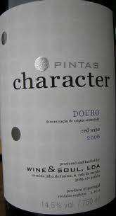 Wine and Soul Pintas Character 2014