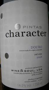 Wine and Soul Pintas Character 2013