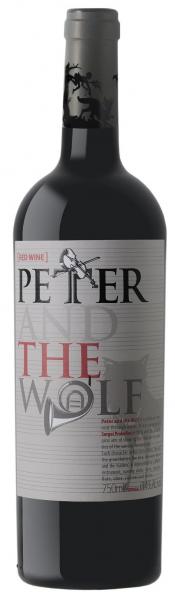 Peter und der Wolf Rotwein 2018