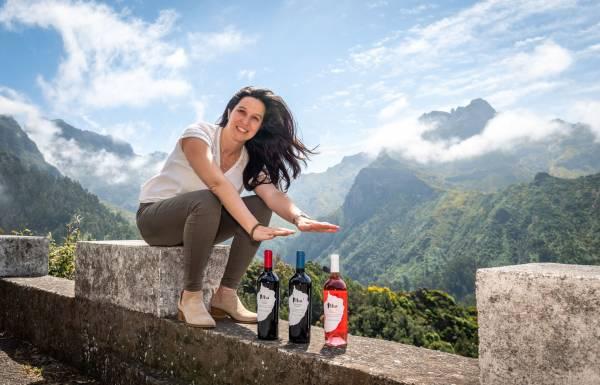 Tinta Negra Rotwein ILHA 2017 aus Madeira