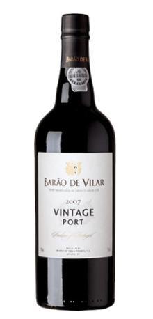 Barao de Vilar Vintage 2015 Port