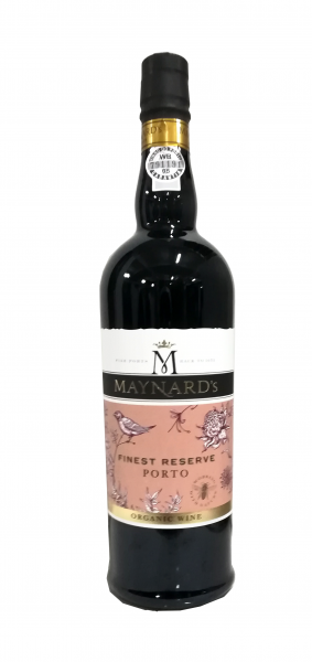 Maynard's Finest Reserve Ruby Port BIO