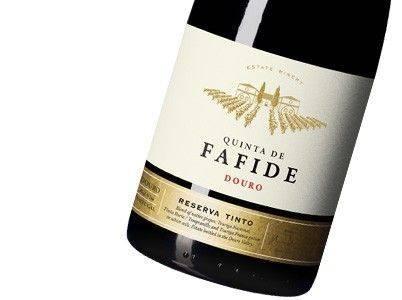 Fafide Reserva tinto 2014 Rotwein
