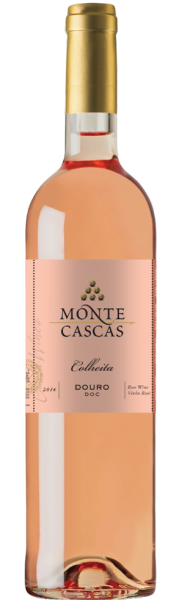 Monte Cascas Douro Rosé 2016