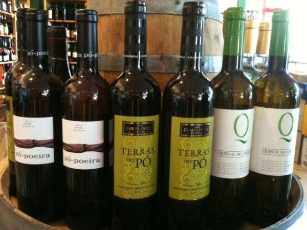 Probierpaket Portugal 3x2 Weissweine