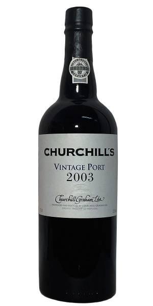 Churchill Vintage Port 2003