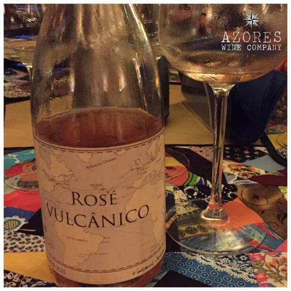 Vulcanico Rosé 2018 Azoren von Antonio Macanita