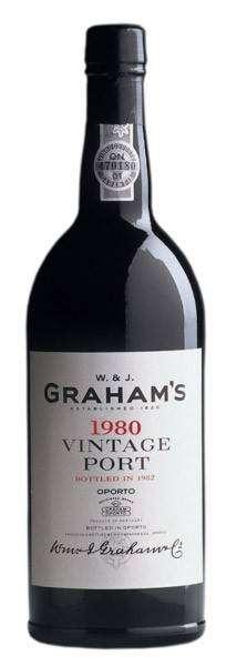 Grahams Vintage 1980